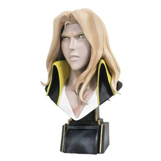 Busto Alucard Castlevania Legends in 3D