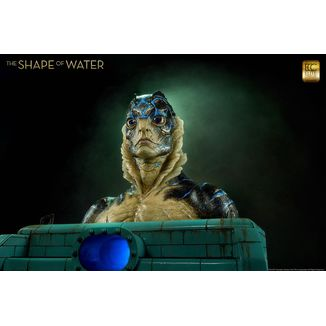 Amphibian Man Bust The Shape of the Water