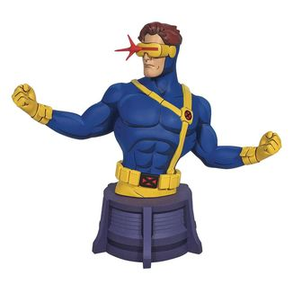 Busto Ciclope Marvel X-Men Animated Series