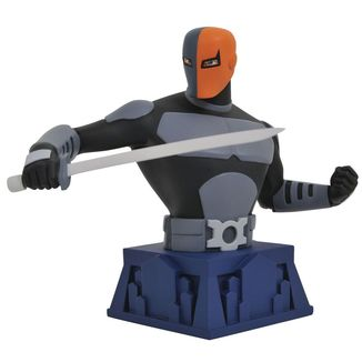 Busto Deathstroke Beware The Batman DC Comics Batman Animated Series