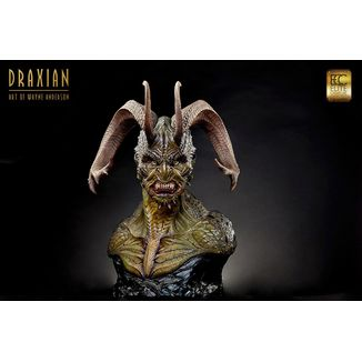 Draxian Bust by Wayne Anderson