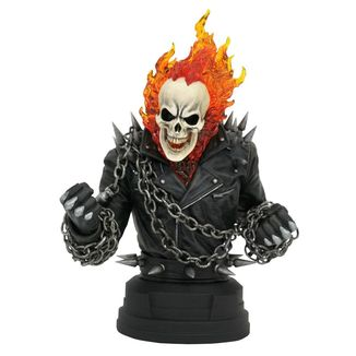Busto Ghost Rider Marvel Comics