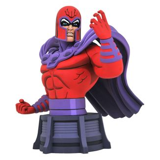 Busto Magneto Marvel X-Men Animated Series