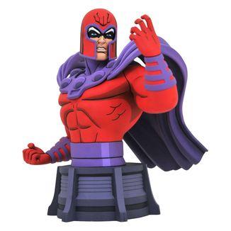 Busto Magneto Marvel X-Men Animated Series