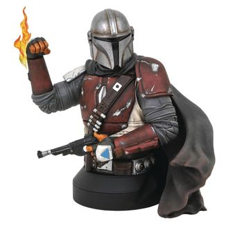 Mando MK1 Bust Star Wars Mandalorian