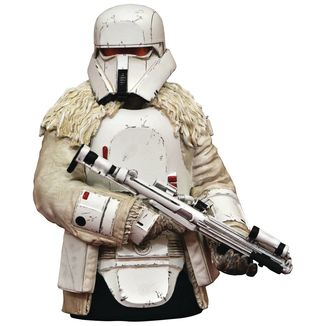 Busto Range Trooper Star Wars Solo