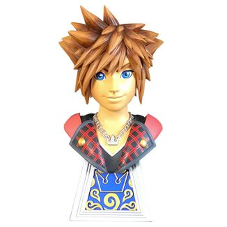 Busto Sora Kingdom Hearts 3 Legends in 3D