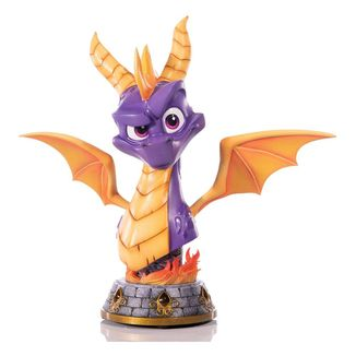 Busto Spyro Grand Scale Spyro Reignited Trilogy
