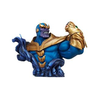 Busto Thanos Marvel Comics