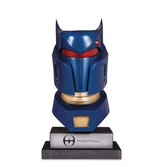 The Knightfall Cowl Bust DC Gallery