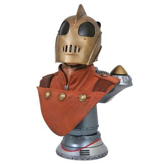 The Rocketeer Bust Legends in 3D