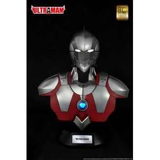 Busto Ultraman Real Size