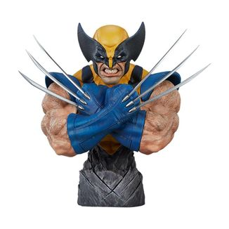 Wolverine Bust Marvel Comics Sideshow