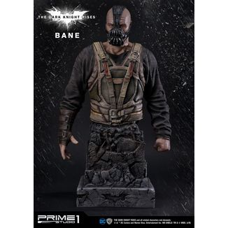 Bane Bust The Dark Knight Rises Premium