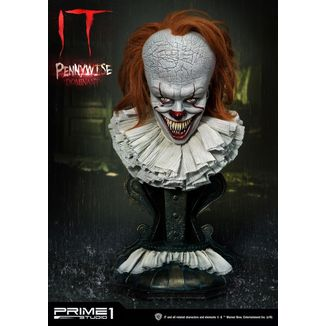 Busto Pennywise Dominant Stephen King's It 2017