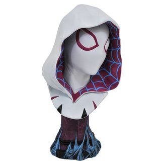 Spider Gwen Bust Marvel Comics Legends in 3D
