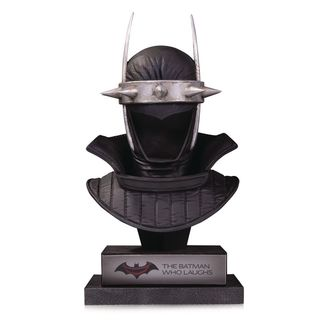 The Batman Who Laughs Cowl Bust DC Gallery DC Comics