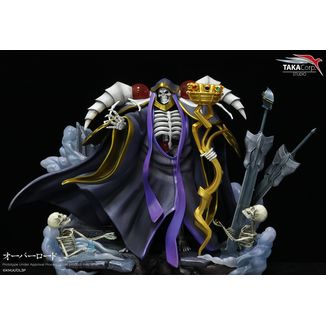 Ainz Ooal Gown Statue Overlord Taka Corp