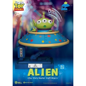 Alien Statue Toy Story Master Craft