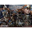 Aloy Shield Weaver Armor Set Statue Horizon Zero Dawn
