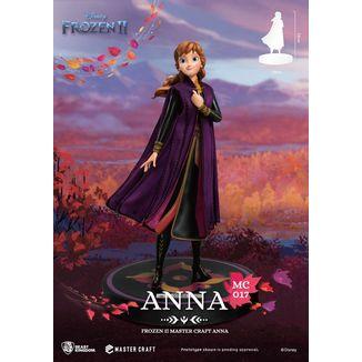 Estatua Anna Frozen 2
