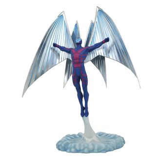 Estatua Archangel Marvel Comics Premier Collection