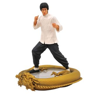 Estatua Bruce Lee 80th Birthday Premier Collection