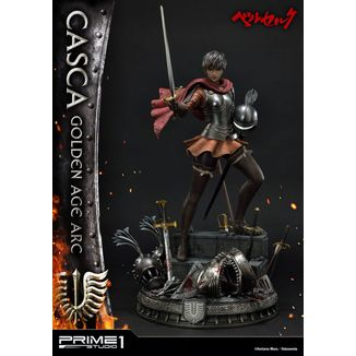 Estatua Casca Golden Age Arc Edition Berserk