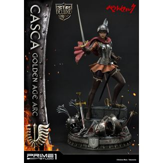 Estatua Casca Golden Age Arc Edition Deluxe Berserk