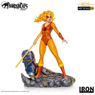 Estatua Cheetara Thundercats BDS Art Scale