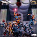 Estatua Cheetara Thundercats BDS Art Scale