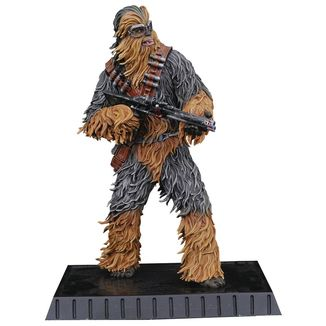 Estatua Chewbacca Star Wars Movie Milestones
