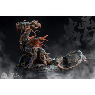 Estatua Chi Dragon Infinity Studio Artist Series