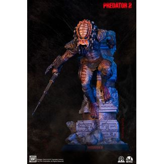 City Hunter Elite Edition Statue Predator 2