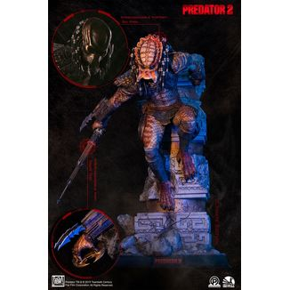 City Hunter Ultimate Edition Statue Predator 2