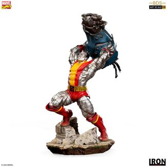 Colossus Statue Marvel Comics BDS Art Scale