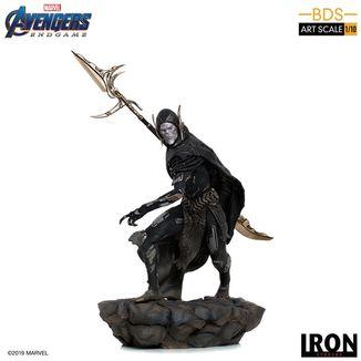 Estatua Corvus Glaive Black Order Vengadores Endgame BDS Art Scale