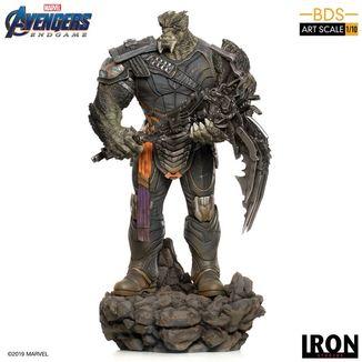 Estatua Cull Obsidian Black Order Vengadores Endgame BDS Art Scale