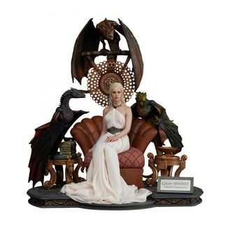 Estatua Daenerys Mother of Dragons Juego de Tronos