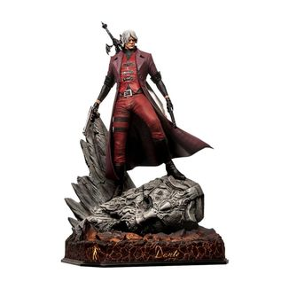 Dante Statue Devil May Cry