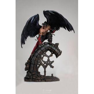 Estatua Devil Jin Tekken