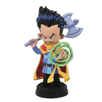 Estatua Doctor Strange Marvel Animated