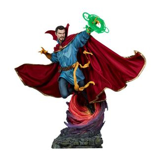 Estatua Doctor Strange Marvel Maquette