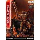 Estatua Doom Slayer Deluxe Version Doom Eternal