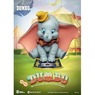 Dumbo Figure Disney Master Craft