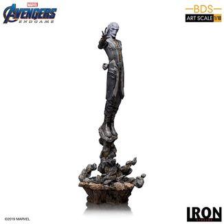 Estatua Ebony Maw Black Order Vengadores Endgame BDS Art Scale