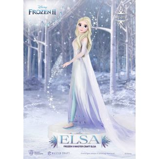 Estatua Elsa Frozen 2 Disney Master Craft