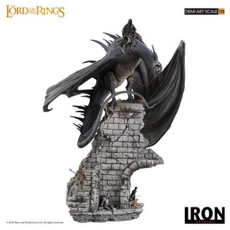 Fell Beast Statue Lord of the Rings Demi Art Scale