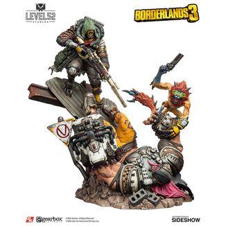 Estatua FL4K A Good Hunt Borderlands 3