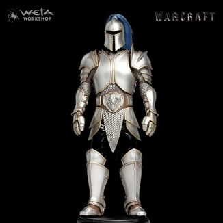 Foot Soldier Armor Statue Warcraft